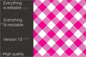 Cloth Texture Design Vector
