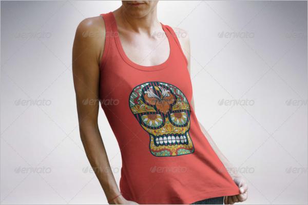 Clothing Label Mockup Design