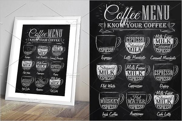 CoffeeMenu Template