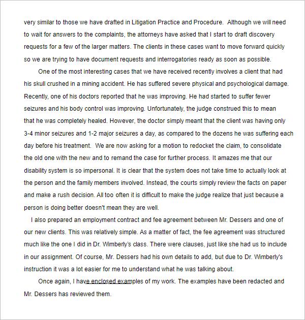 College Report Template PDF