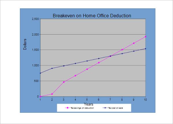 Comparison Graph Template