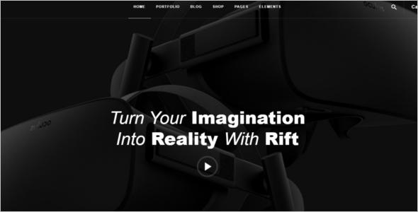 Computer Technology Website Template