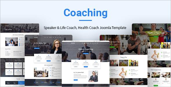 ConsultingJoomla Template