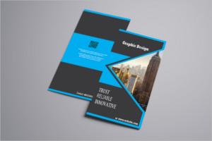 CorelDraw Brochure Design PSD