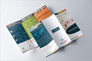 CorelDraw Brochure Design Template