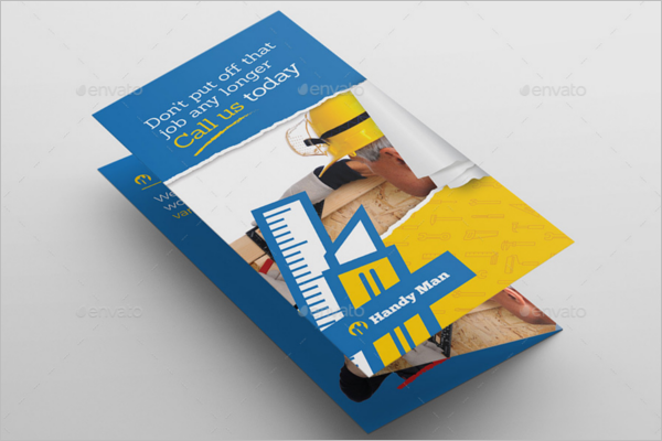 CorelDraw Brochure Design