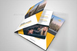 CorelDraw Brochure Template