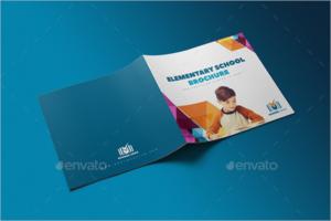 CorelDraw Design For School Brochure