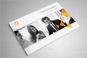 CorporateTraining Brochure Template