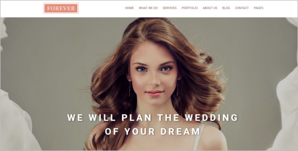 Couple Forever HTML5 Template