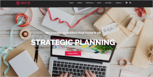Creative Agency HTML5 Template