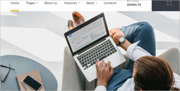 Creative HTML5 Technology Theme