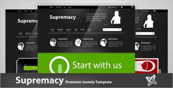 Creative PremiumJoomla Template