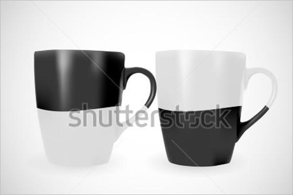 Cup Free PSD Mockup