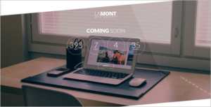Customize Coming Soon HTML Template