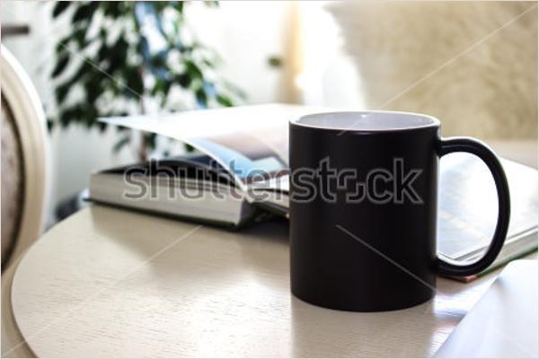 Dark Mug Mockups