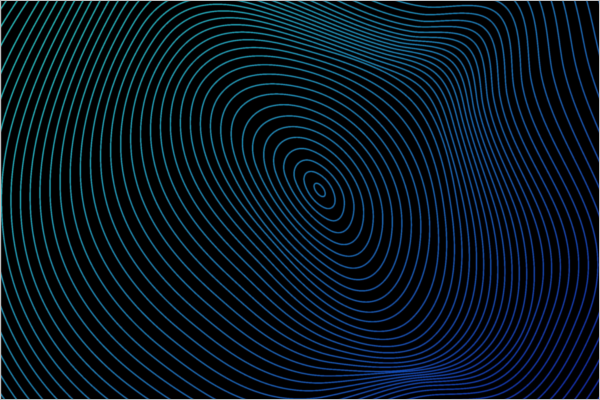 Design Waves Abstract Texture