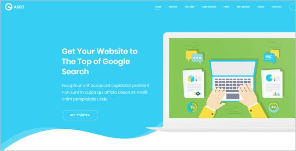 Digital Marketing HTML5 Template