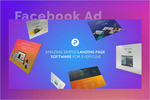 Download Facebook Ad Mockup