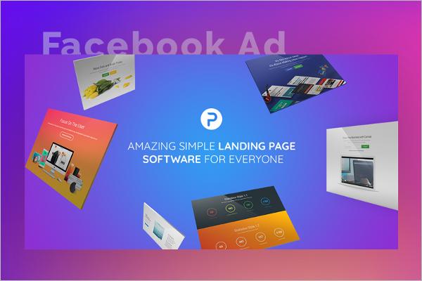 Download Facebook Ad Mockup