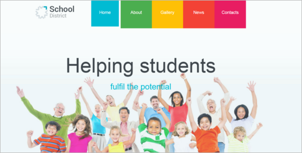 Educational Joomla Website Theme