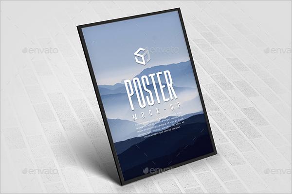 ElegantPoster Mockup Design
