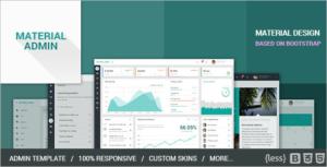 Elegant Admin HTML5 Template