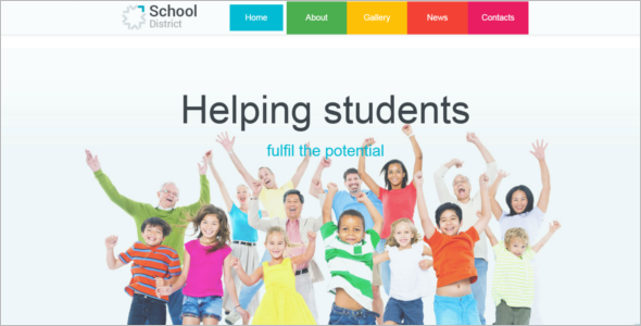 ElementarySchool Joomla Template