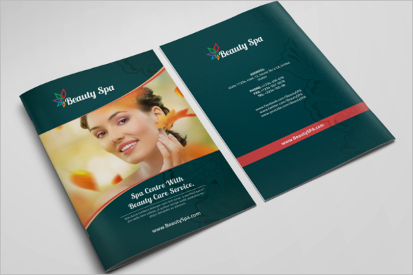 Essential Beauty Brochure Design
