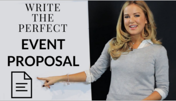 Event Proposal Templates