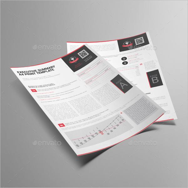 32 executive summary templates free word ppt pdf formats
