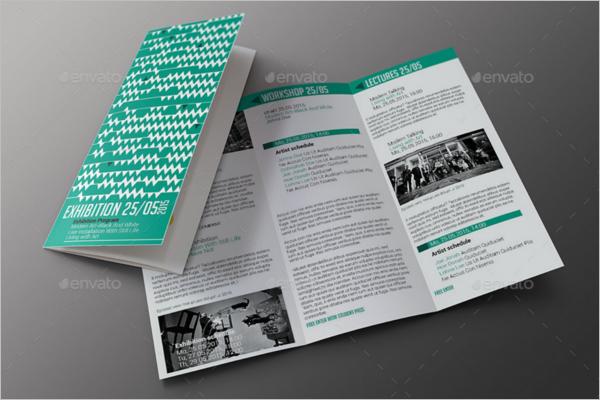 Exhibition Brochure Pack