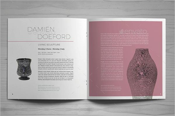 17 exhibition brochure templates free word pdf sample designs