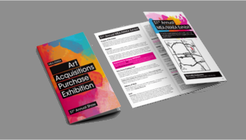 Exhibition Brochure Templates