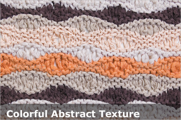 Fabric Abstract Texture Design