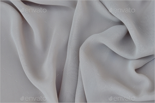 Fabric Grey Texture Design