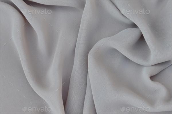 Fabric Grey Texture Design