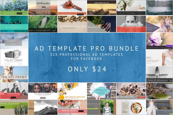 Facebook Ad Design Bundle