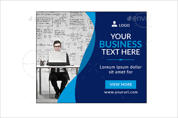Facebook Business Ad Template