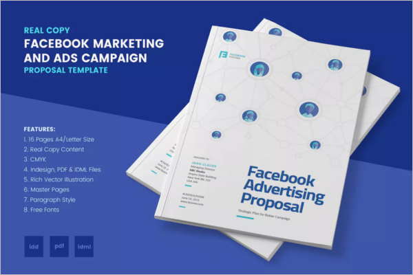 Facebook Carousel AdMockup Design