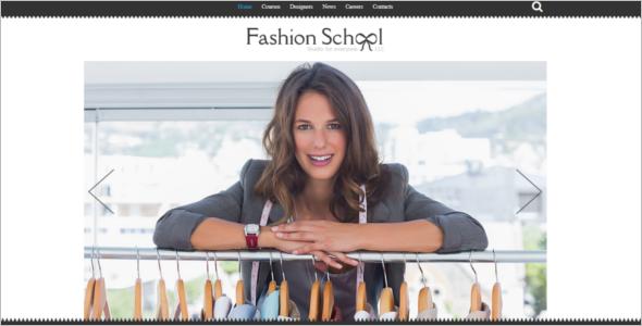 Fashion DesignJoomla Template