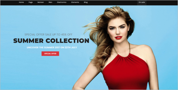 Fashion Jewelry HTML5 Template