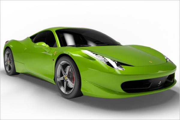 Ferrari F1 Car Design