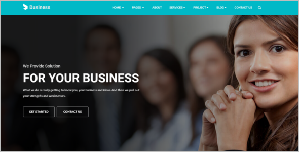 Finance Corporate HTML5 Templates