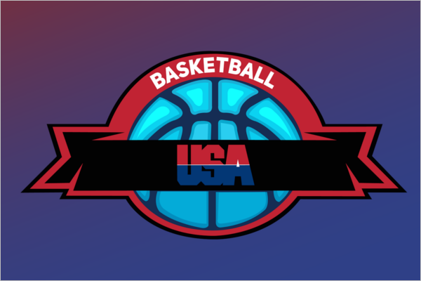 Free Basketball Mockup PSD