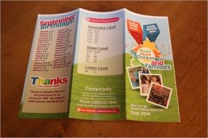 Free Brochure Newsletter Template Download