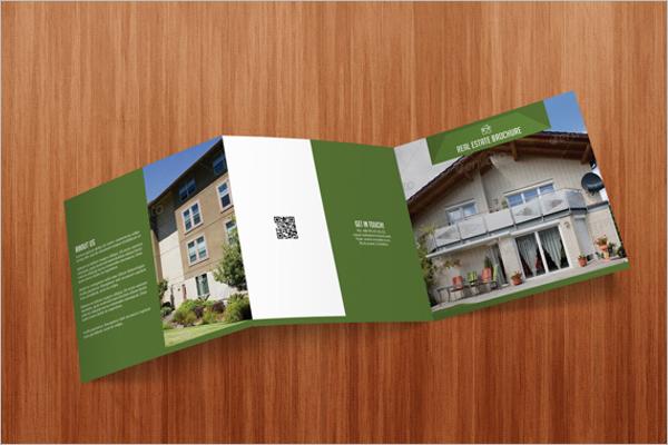 Free CorelDraw Brochure Template