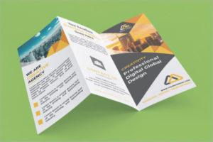 Free Google Brochure Design
