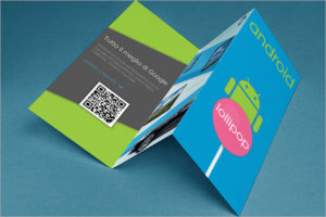 FreeGoogle Drive Brochure Design