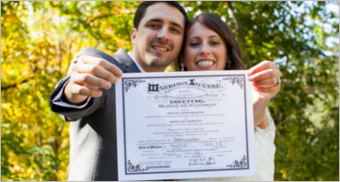 Free Marriage Certificate Templates